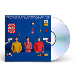 Two Door Cinema Club - False Alarm CD Album Pre-Order, CD, X-Records