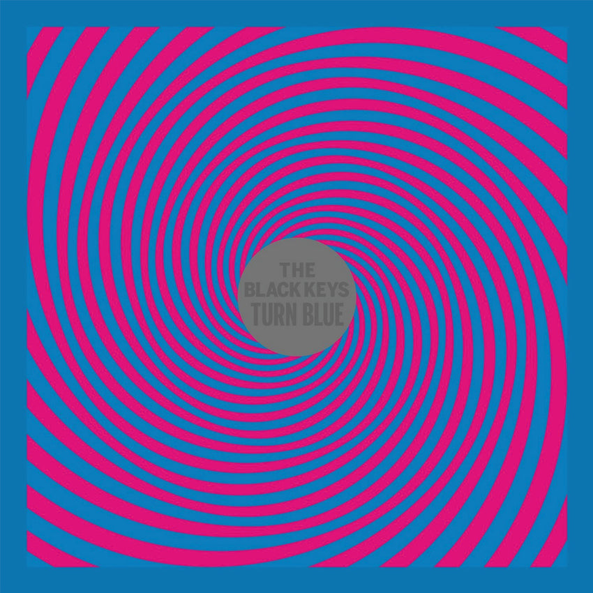 The Black Keys ‎– Turn Blue Vinyl Record Album