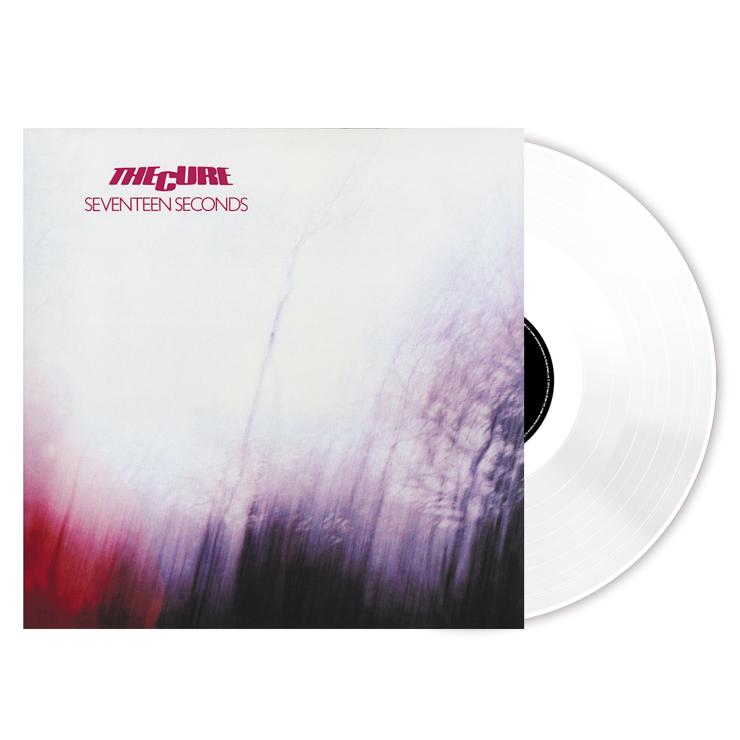 The Cure - Seventeen Seconds 180g Colour Vinyl Record Album