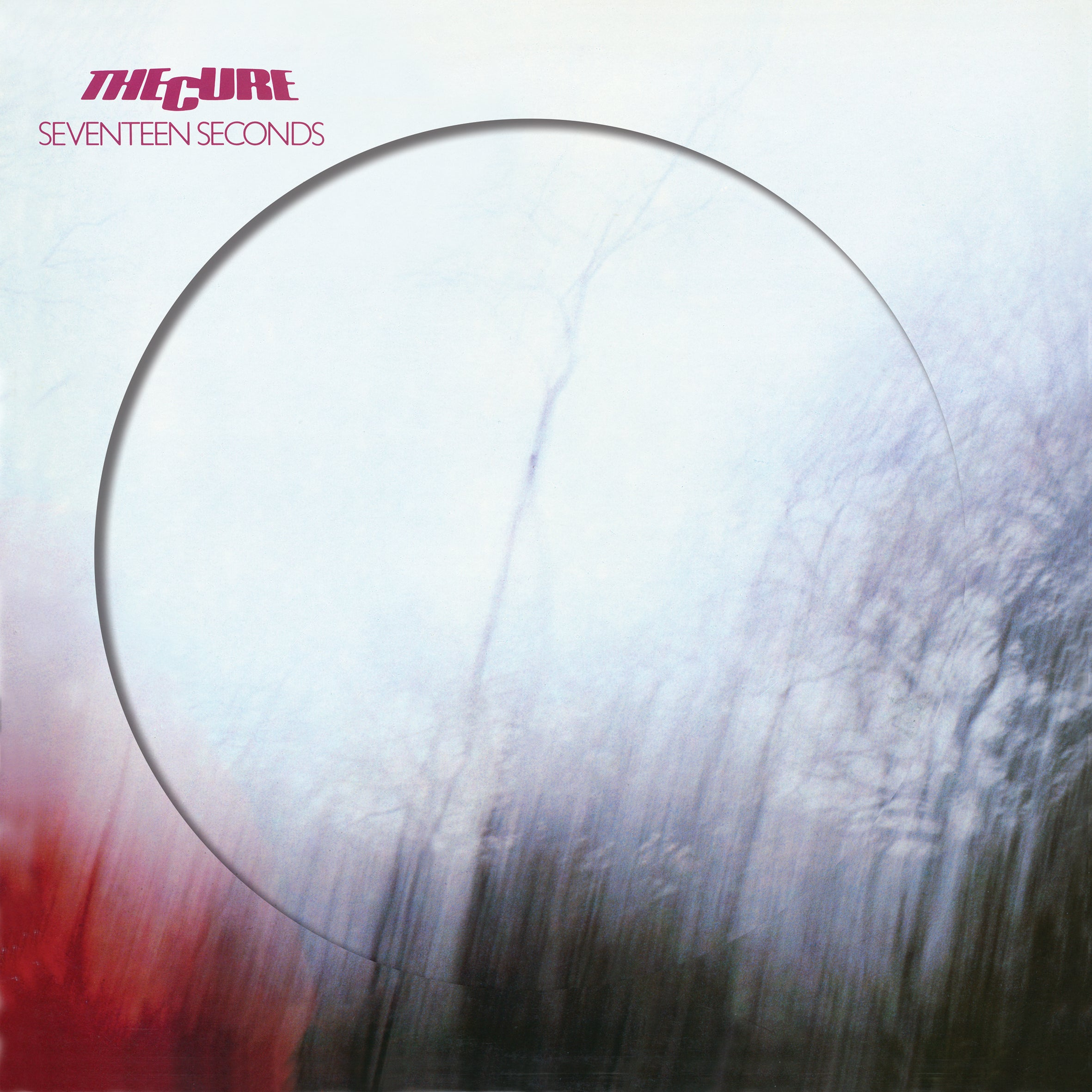 The Cure - Seventeen Seconds (RSD 2020 Drop One) Picture Disc Vinyl Record Album