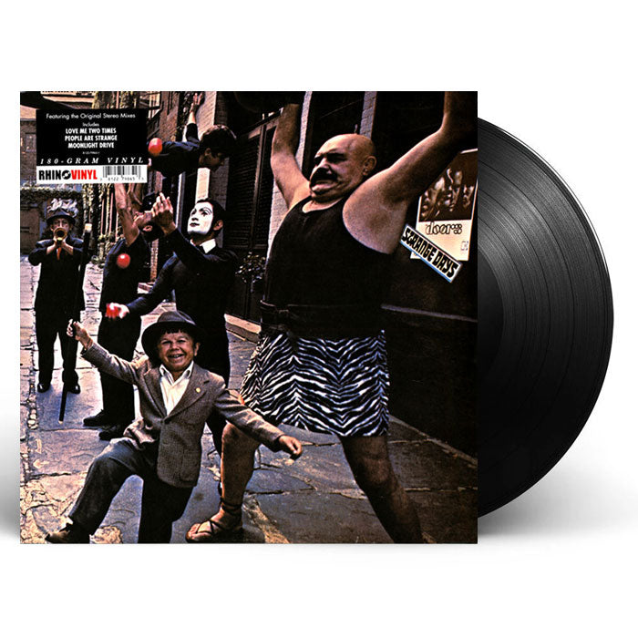 The Doors ‎– Strange Days 180g Vinyl Record Album