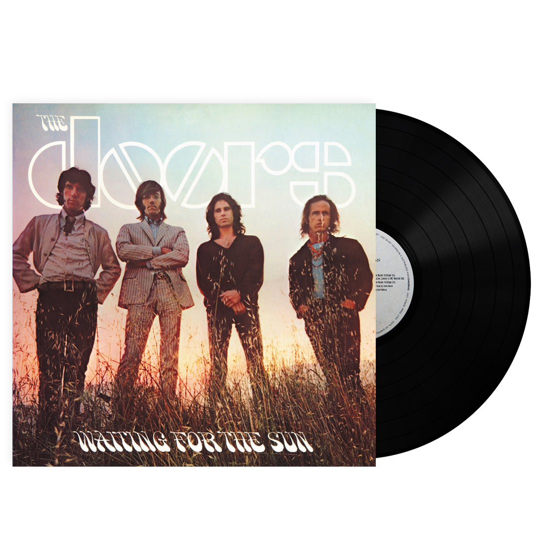 The Doors - Waiting For The Sun 50th Anniversary Vinyl Record Album