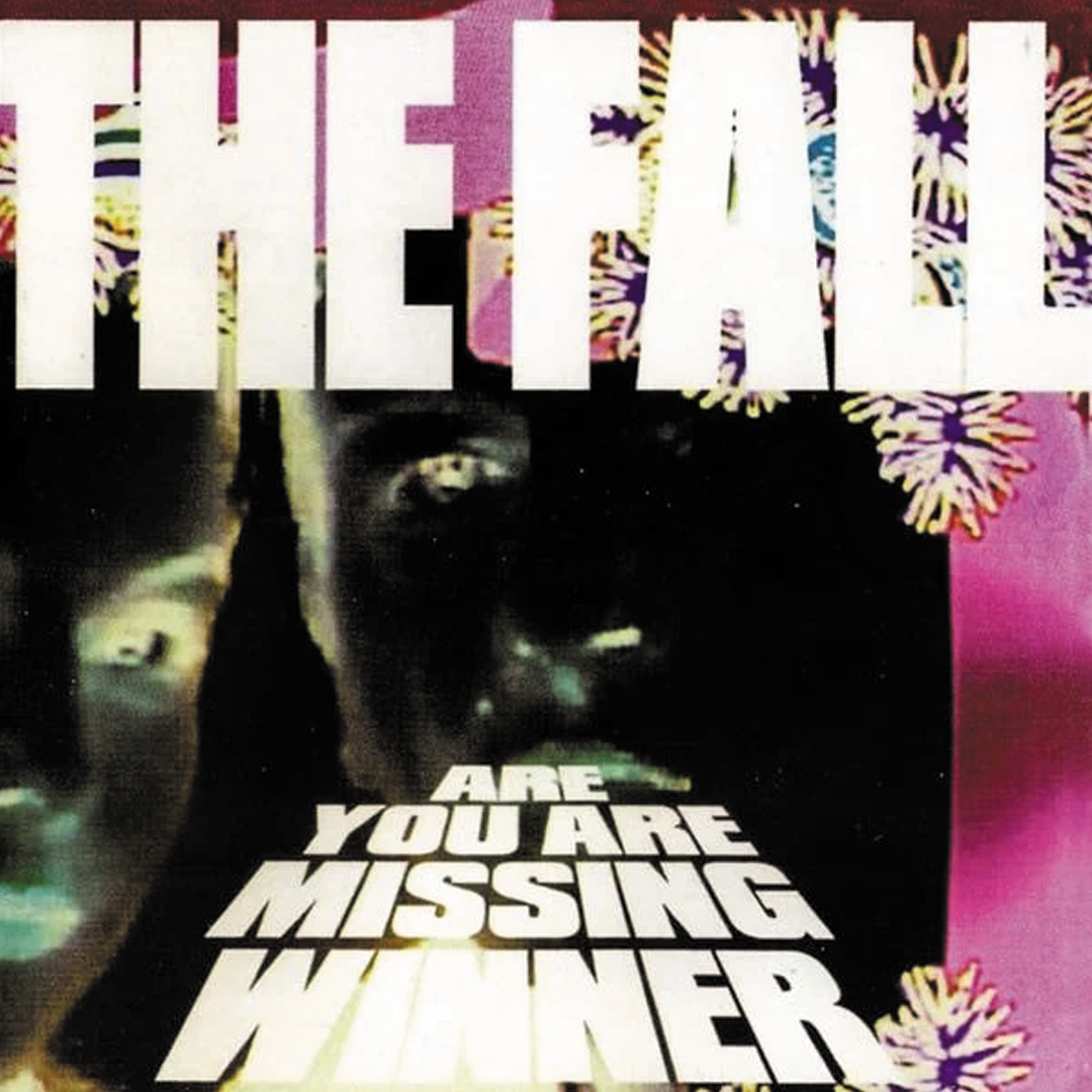 The Fall - Are You Are Missing Winner Limited Edition 2LP Colour Vinyl Record