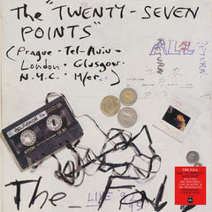 The Fall - The Twenty-Seven Points Clear Colour Vinyl Record Album