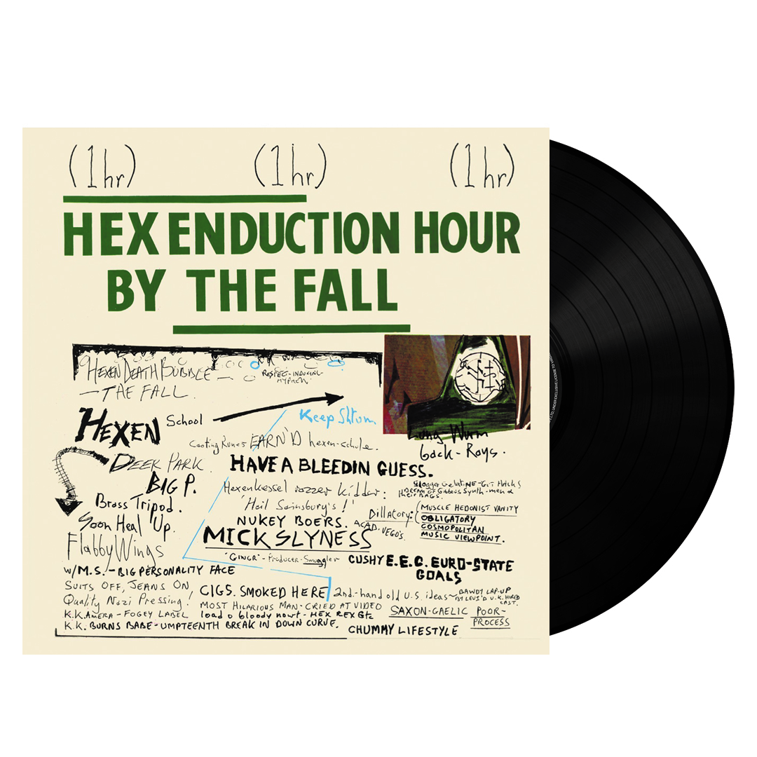 The Fall ‎– Hex Enduction Hour Vinyl Record Album