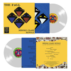 The Fall - Middle Class Revolt Clear Colour 140g Vinyl Record Album