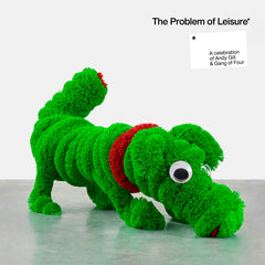 The Problem of Leisure: A Celebration of Andy Gill and Gang of Four 2LP Black Vinyl Record Album