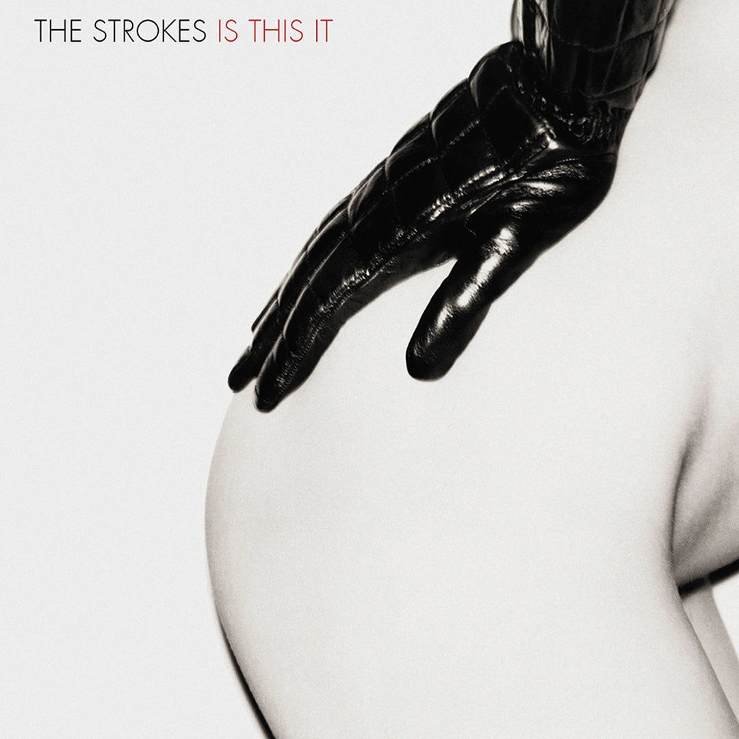 The Strokes ‎– Is This It Vinyl Record Album