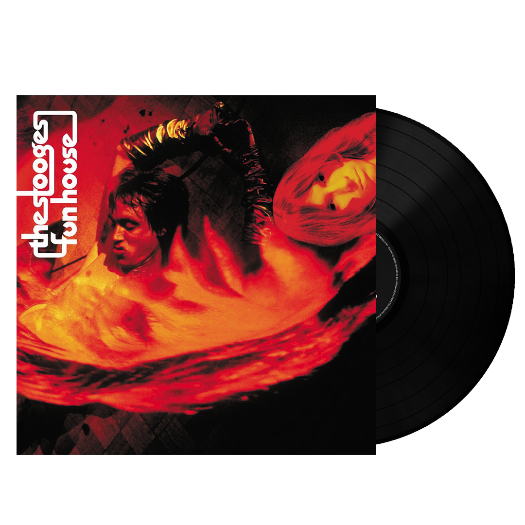 The Stooges ‎– Fun House 2LP Vinyl Record Album