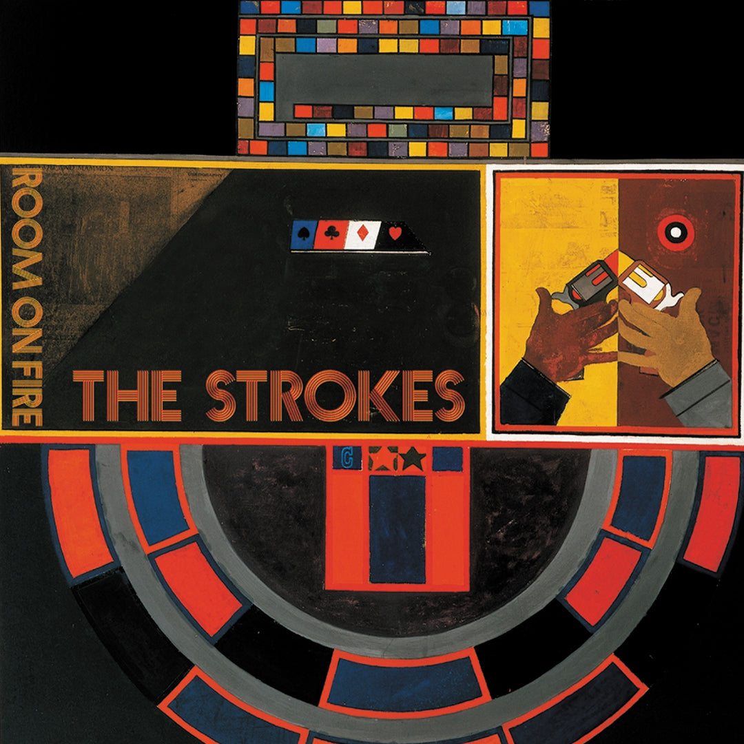 The Strokes ‎– Room On Fire Vinyl Record Album