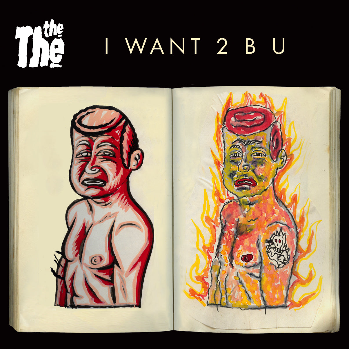 "The The - I WANT 2 B U (RSD 2020 Drop One) 7"" Vinyl Record"