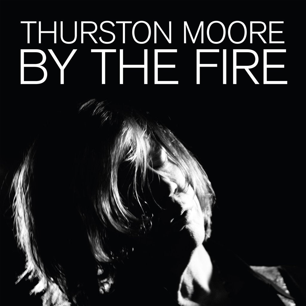 Thurston Moore ‎– By The Fire 2LP Orange Colour Vinyl Record Album