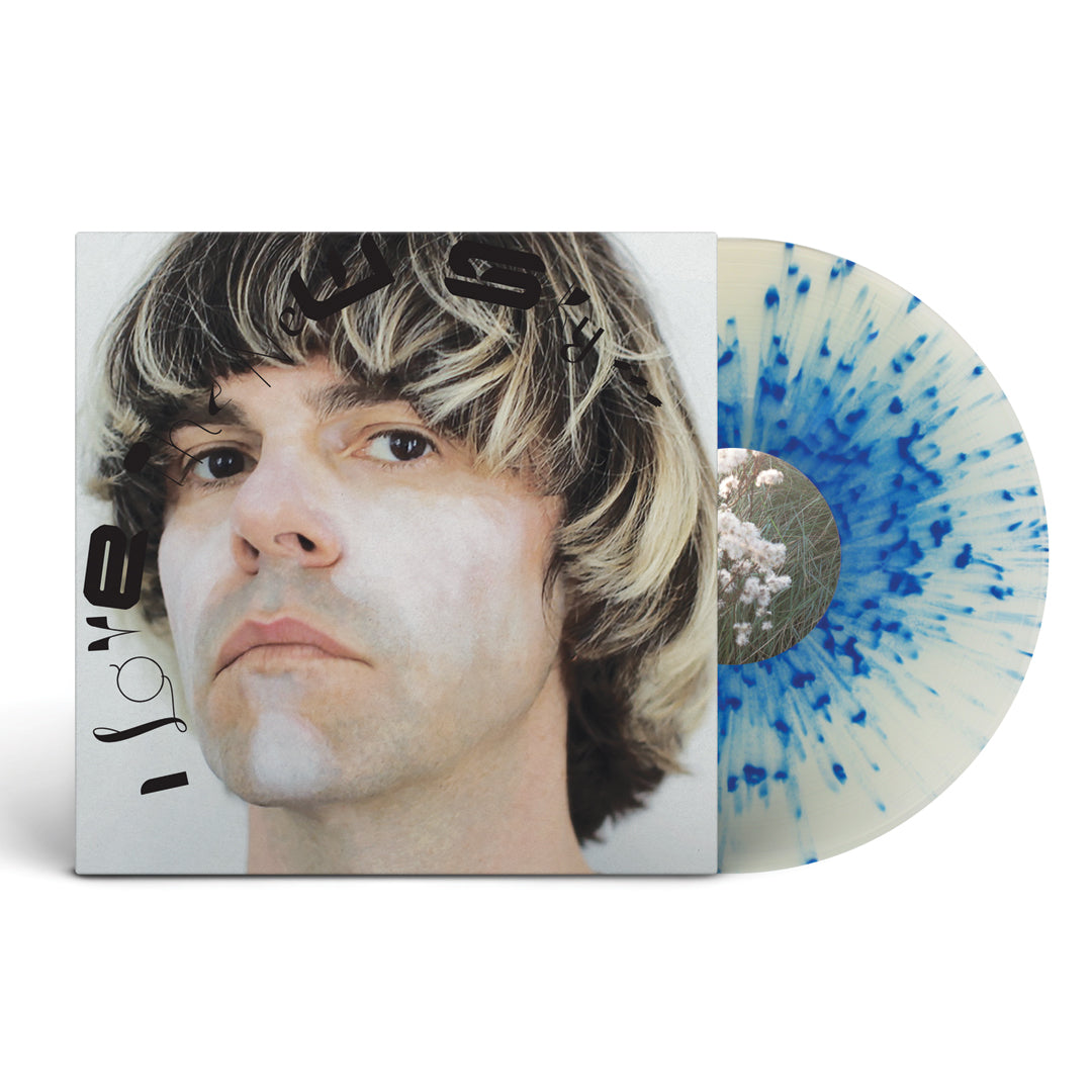 Tim Burgess - I Love The New Sky 180g Splatter Vinyl Record Album
