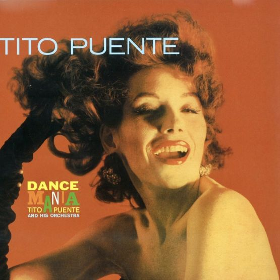 Tito Puente - Dance Mania! (Volumes 1 & 2) (RSD2020 Drop One) 2LP Orange Colour Vinyl Record Album