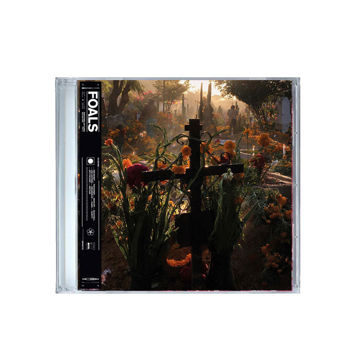 Foals - Everything Not Saved Will Be Lost Part 2 CD Album, Pre-order, X-Records
