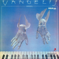 Vangelis ‎– Heaven And Hell Limited Edition 180g Vinyl Record Album, Vinyl, X-Records