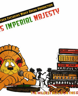 A Mikey Dread Production - His Imperial Majesty (RSD 2020 Drop Two) 10