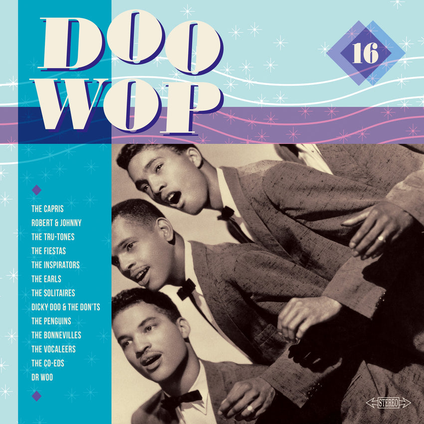 Various Artists - Doo Wop (RSD 2020 Drop One) Vinyl Record Album