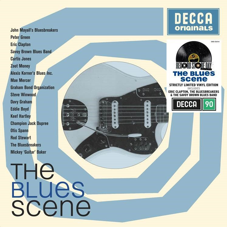 Various Artists - The Blues Scene (RSD 2020 Drop One) 2LP Vinyl Record Album