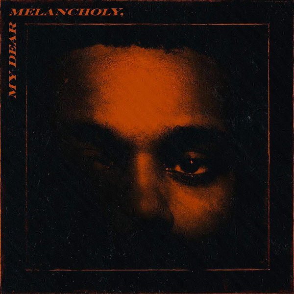 The Weeknd - My Dear Melancholy (RSD 2020 Drop One) Etched Vinyl Record Album