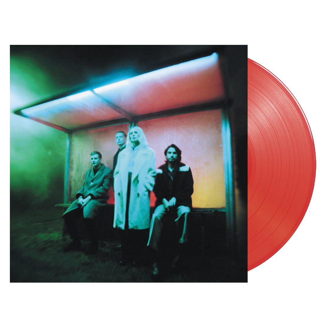 Wolf Alice - Blue Weekend Limited Edition Red Colour Vinyl Record Album
