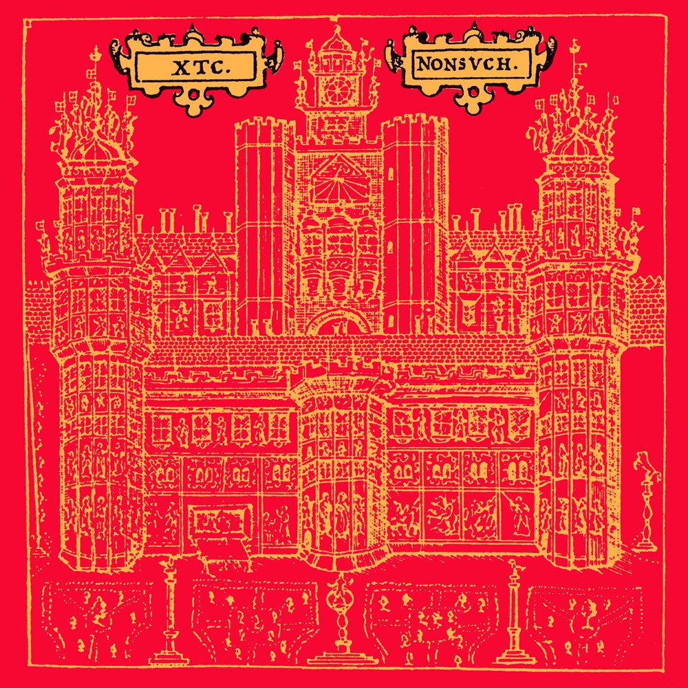XTC ‎– Nonsuch 2LP 200g Super Heavyweight Vinyl Record Album