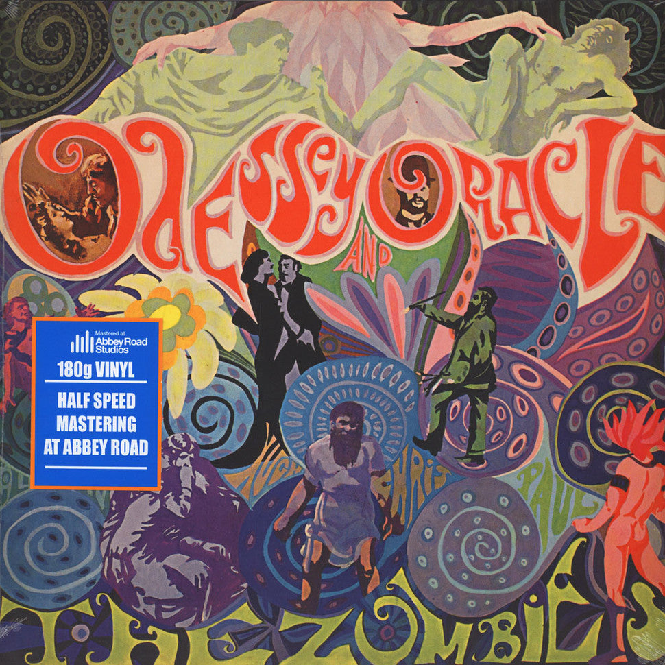 The Zombies ‎– Odessey And Oracle 180g Half-Speed Vinyl Record Album