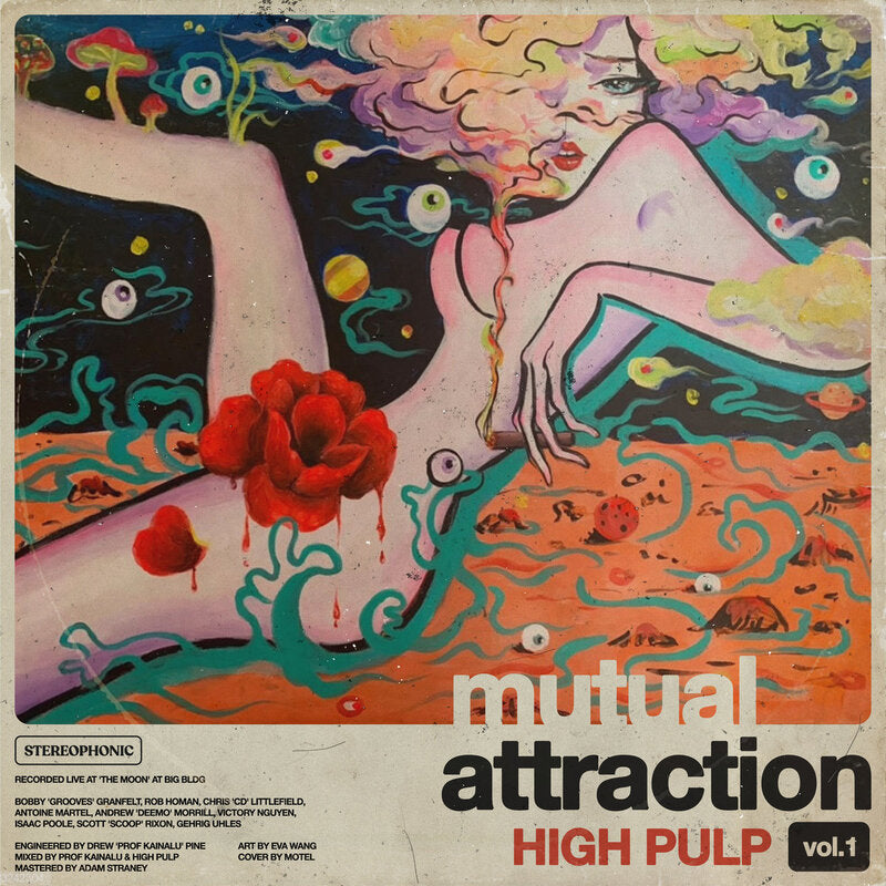High Pulp - Mutual Attraction Vol.1 (RSD 2020 Black Friday) Vinyl Record Album
