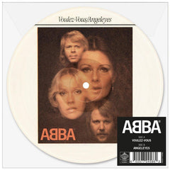 "ABBA ‎– Voulez-Vous / Angeleyes 7"" Picture Disc Vinyl Record, Vinyl, X-Records"