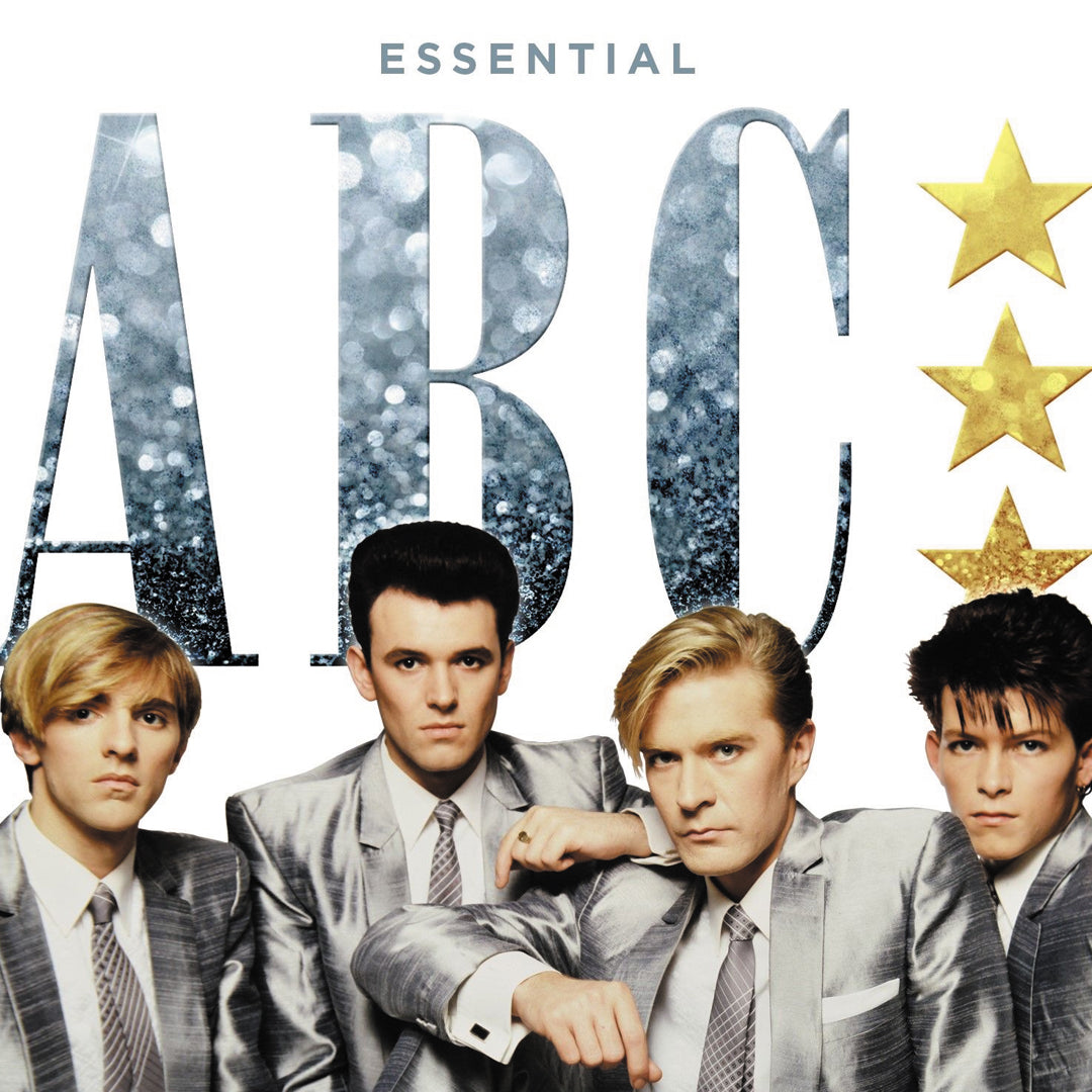 ABC	- The Essential ABC (National Album Day) 3xCD Album