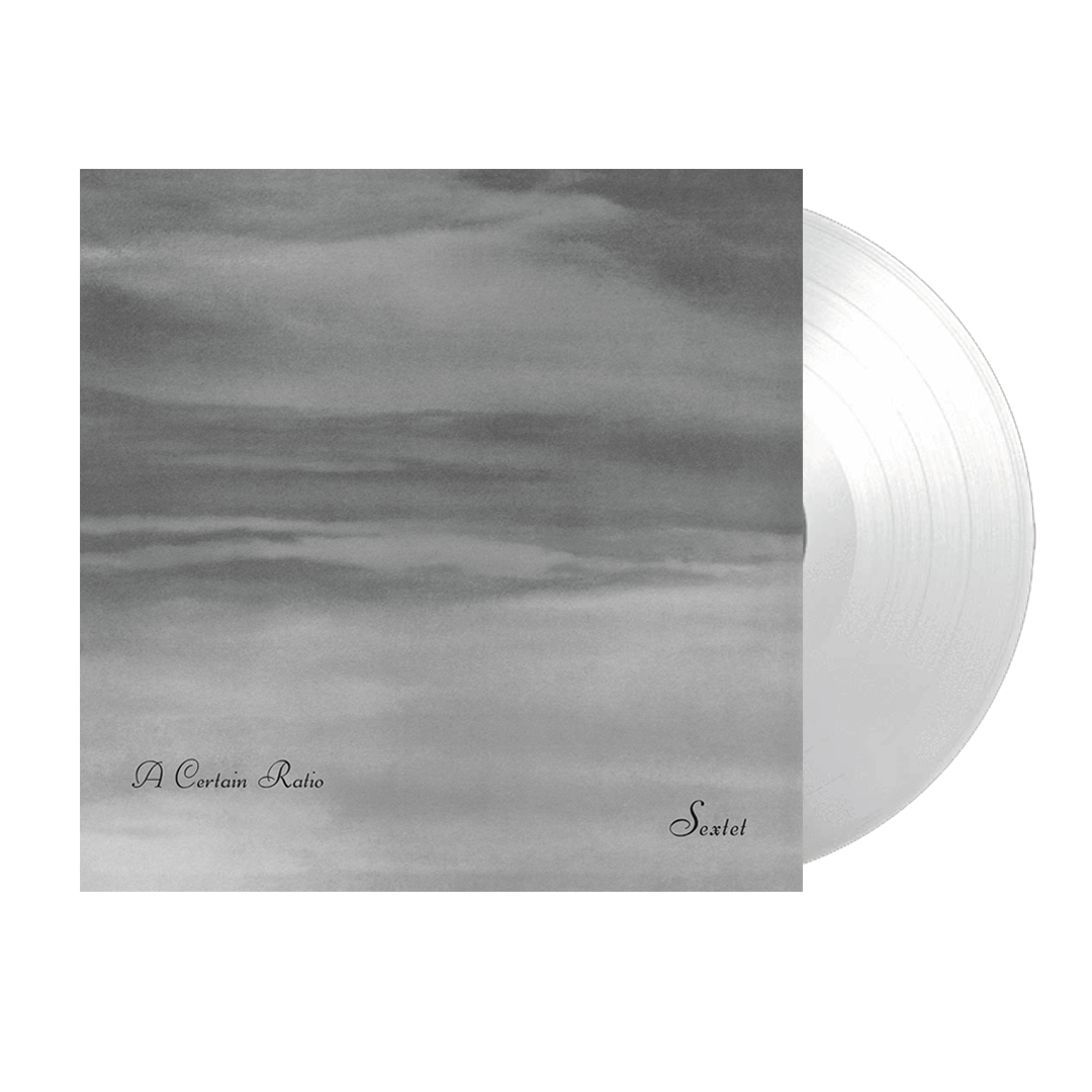 A Certain Ratio - Sextet - Limited Edition White Colour Vinyl Record Album