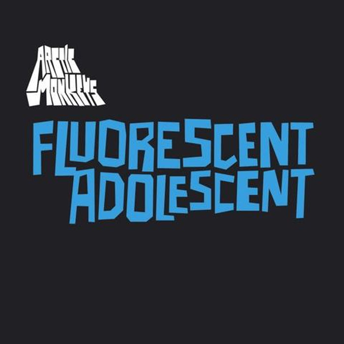"Arctic Monkeys - Fluorescent Adolescent 7"" Vinyl Record 2019 Reissue, Vinyl, X-Records"