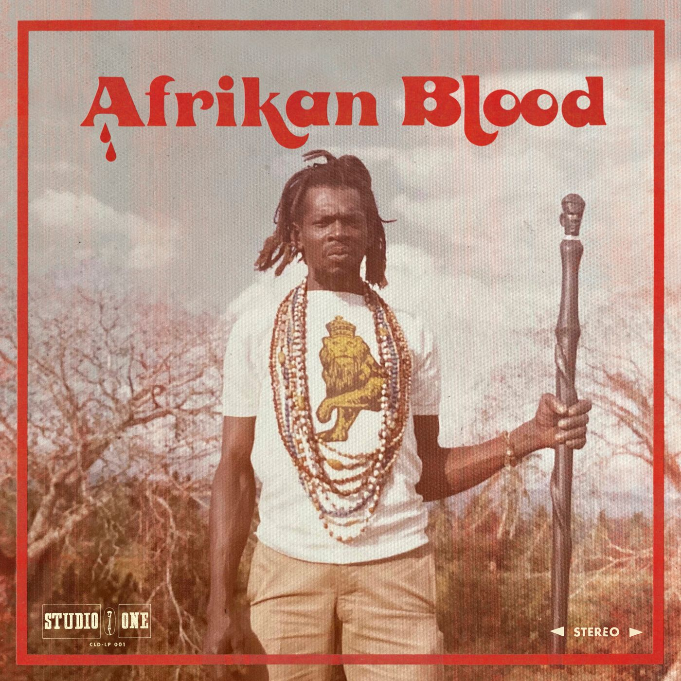 Various Artists - Studio One - Afrikan Blood (RSD 2020 Black Friday) Vinyl Record Album