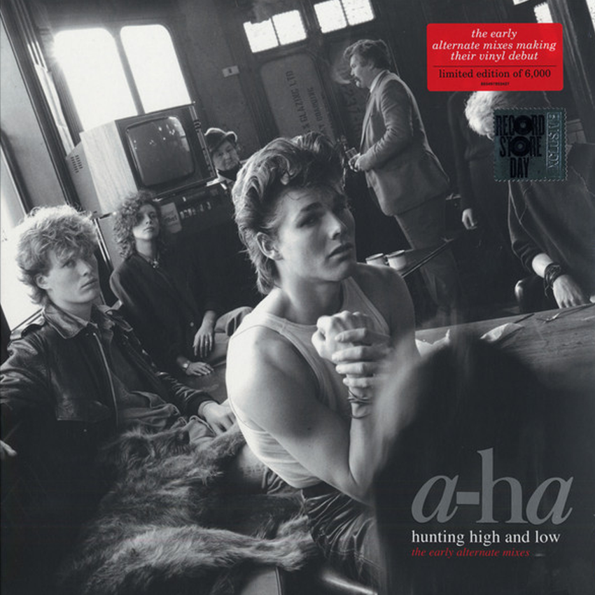a-ha ‎– Hunting High And Low (The Early Alternate Mixes) Vinyl Record Album