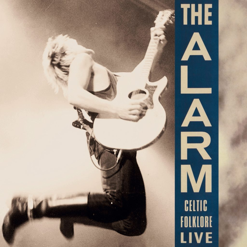 The Alarm - Electric Folklore Live '88 (RSD 2020 Drop Two) Vinyl Record Album