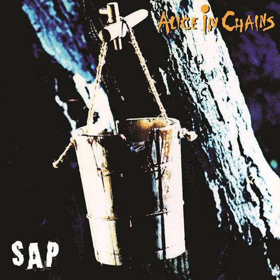 Alice In Chains - SAP (RSD 2020 Black Friday) Etched Vinyl Record Album