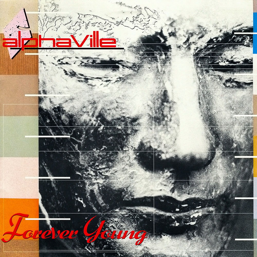 Alphaville - Forever Young (National Album Day) 180g Orange Colour Vinyl Record Album