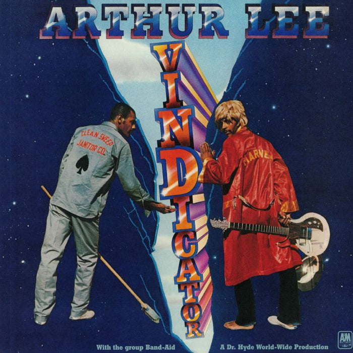 Arthur Lee ‎– Vindicator Limited Edition 180g Vinyl Record Album