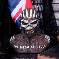 Iron Maiden - The Book of Souls 26cm Bust Box Ornament