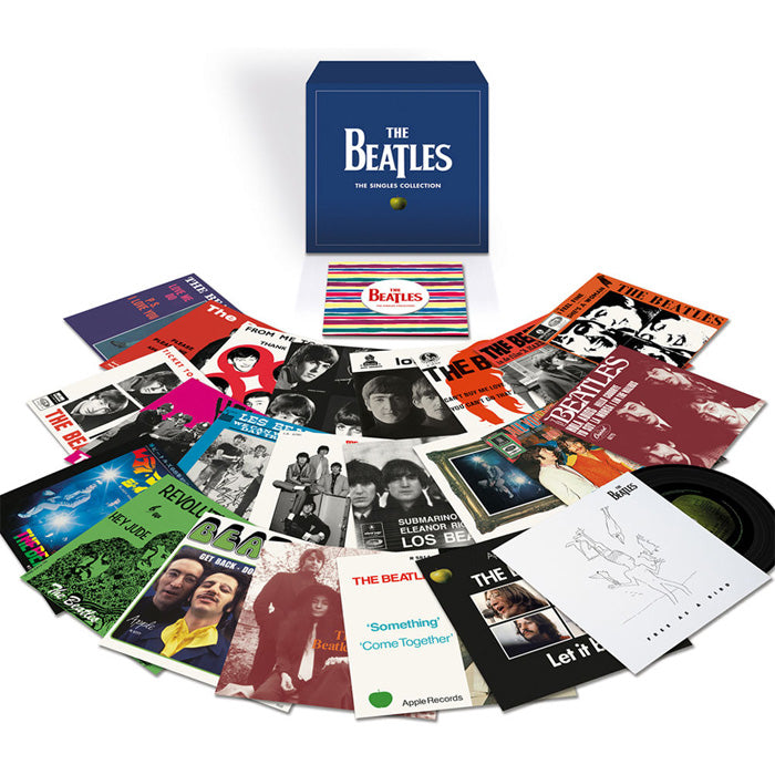 "The Beatles - 7″ Singles Collection (2019) Limited Edition 23 x 7"" Vinyl Record Boxset"