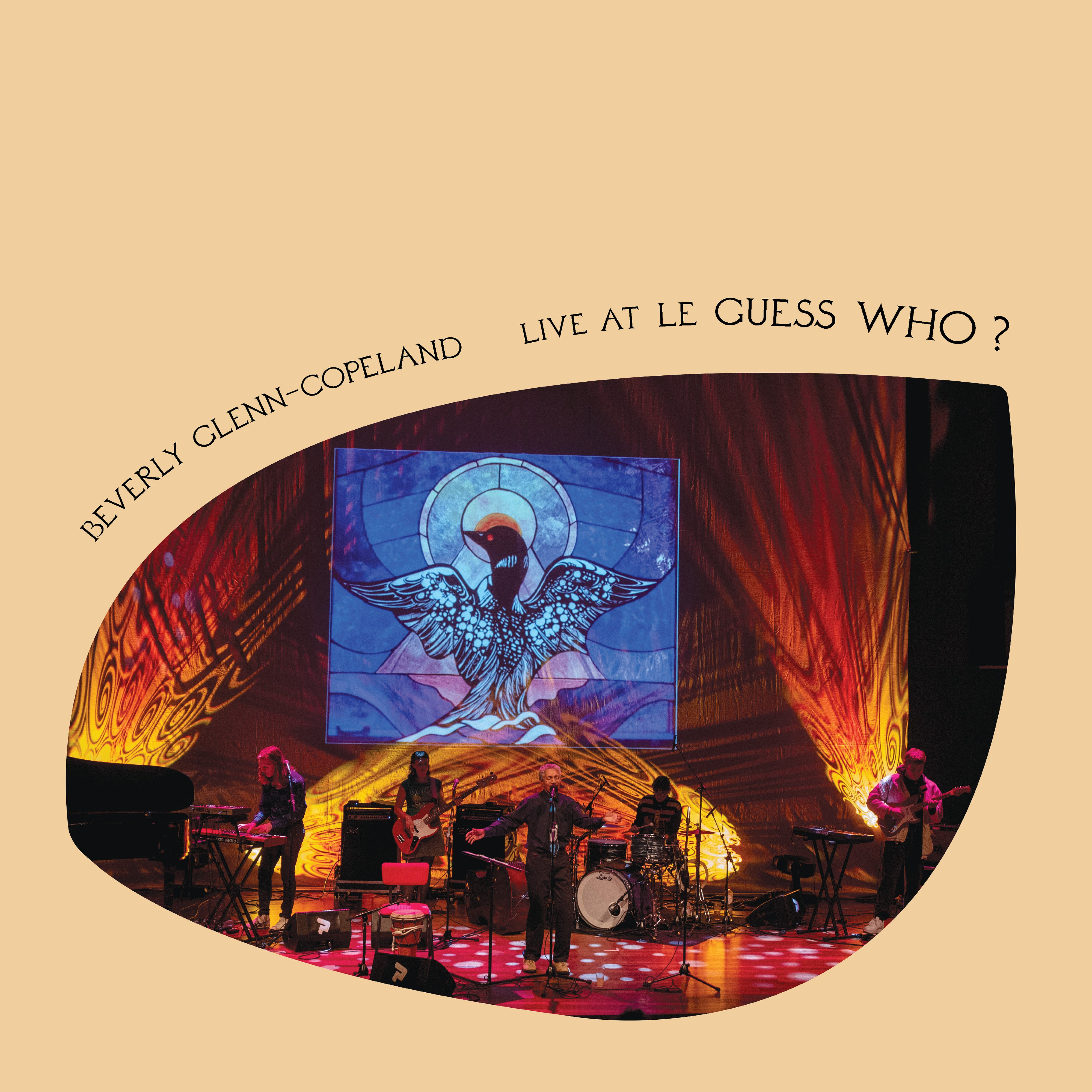 Beverly Glenn-Copeland - Live At Le Guess Who? (RSD 2020 Black Friday) 180g Clear Colour Vinyl Record Album