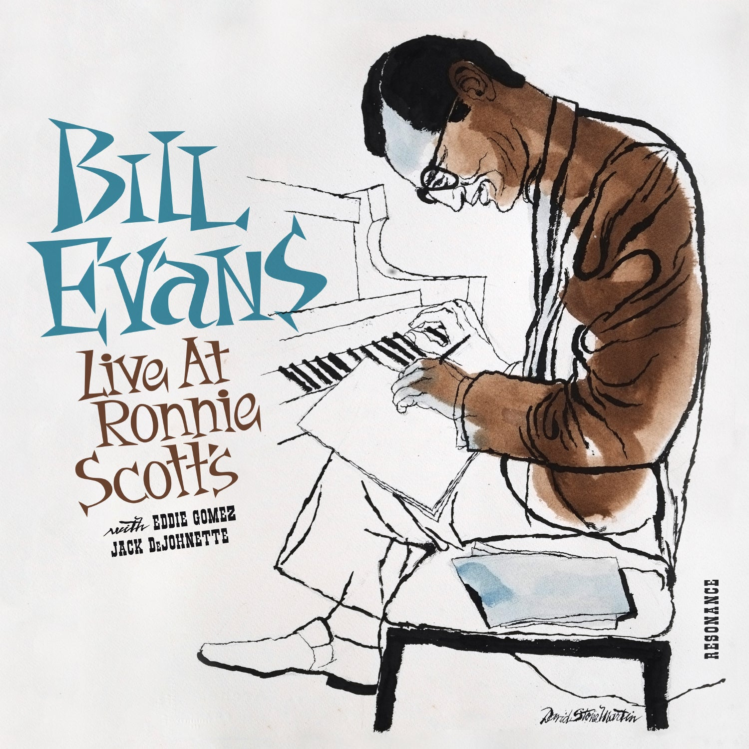 Bill Evans - Live At Ronnie Scott's (RSD 2020 Black Friday) 2LP Vinyl Record Album