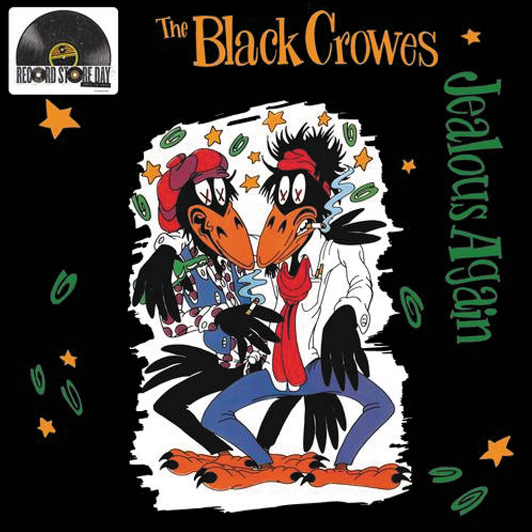 "The Black Crowes - Jealous Again (RSD 2020 Drop Two) 12"" Vinyl Record"