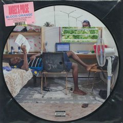 Blood Orange - Angel's Pulse Limited Edition Picture Disc Vinyl Record Album, Vinyl, X-Records