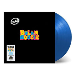 T. Rex ‎– Bolan Boogie RSD Clear Blue Colour Vinyl Record Album, Vinyl, X-Records