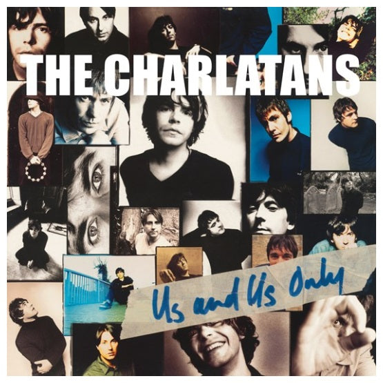 The Charlatans ‎– Us And Us Only RSD 2019 Limited Edition Colour Vinyl Record, Vinyl, X-Records