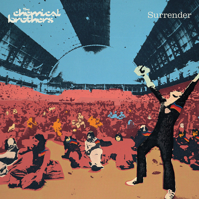 The Chemical Brothers - Surrender 20th Anniversary Expanded Edition 4LP + DVD Box Set