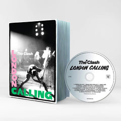 The Clash - London Calling Deluxe Edition Scrapbook CD Album