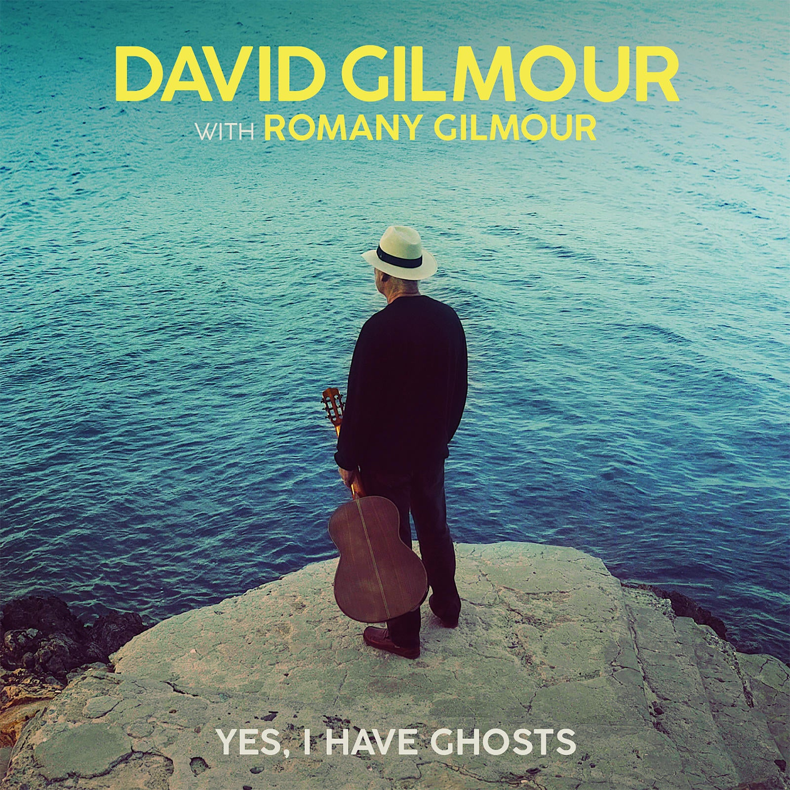 "David Gilmour - Yes I Have Ghosts (RSD 2020 Black Friday) 7"" Vinyl Record"