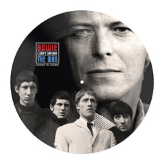 "David Bowie & The Who - I Can't Explain Picture Disc 7"" Vinyl Record"